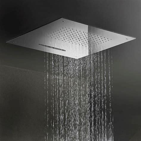 soffioni per docce soffioni doccia rubinetteria bagno come scegliere i