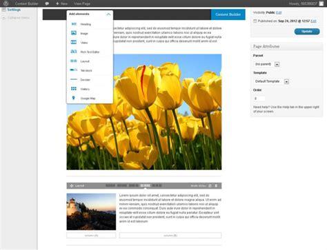 best layout builder wordpress best free and premium wordpress page layout builder plugins