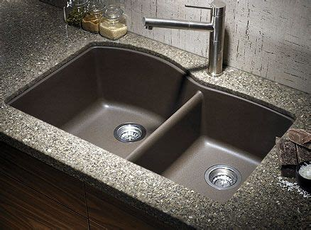 composite stone sink no more water spots also i like
