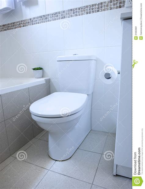 bathroom toilet stock image image 21663981