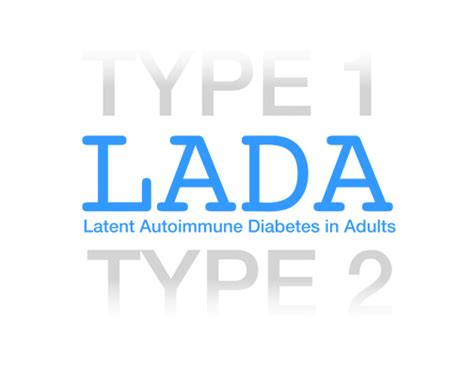 what is lada diabetes all about lada type 1 diabetes diagnosis in adults