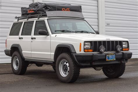 99 Jeep Roof Rack by 99 Jeep Xj New Length Roof Rack For Cvt Mt