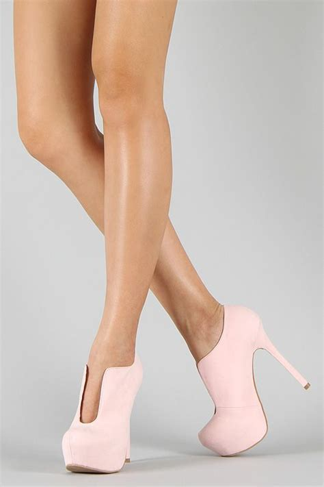 pretty pink high heels 1000 ideas about high heels 2014 on high