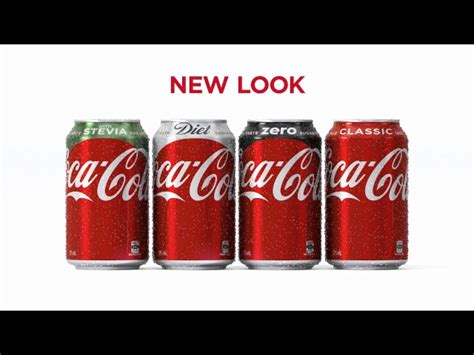 A Looka Looksome New Products products coca cola with stevia