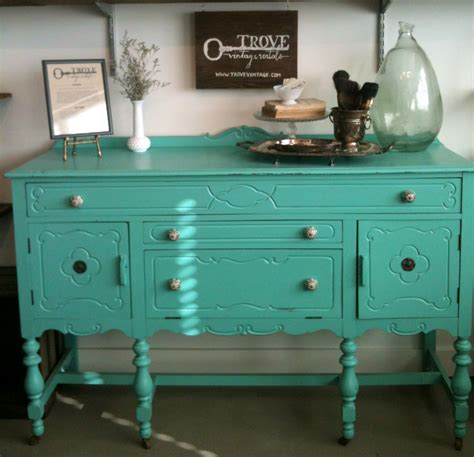 muebles vintage chalk paint painting furniture ideas in bright colors home furniture