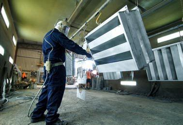 spray painters perth industrial sandblasting perth tlc surface treatment