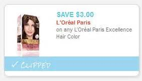 loreal hair color coupons 3 1 l oreal excellence hair color coupon for