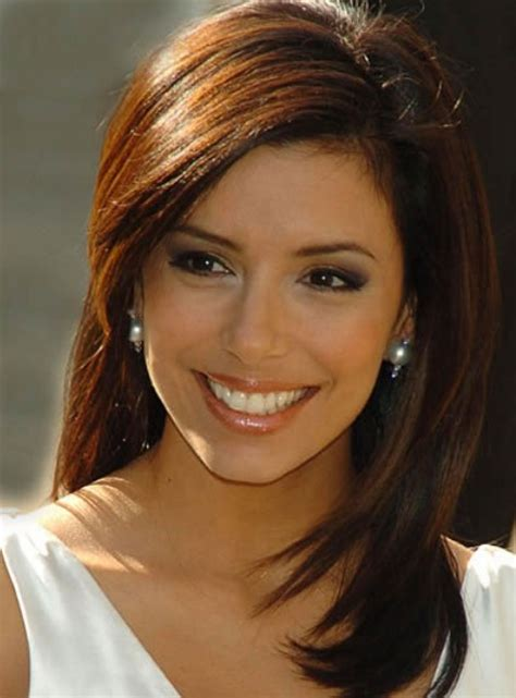 medium to long hairstyles for women over 30 eva longoria hairstyles celebrity latest hairstyles 2016