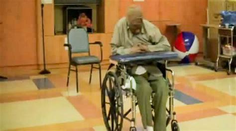 unresponsive living in nursing home has