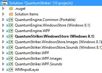 coding last solution quantum striker codeproject