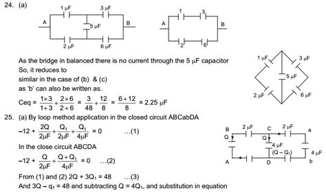 capacitors hc verma solutions capacitor hc verma concepts of physics solutions cbse physics