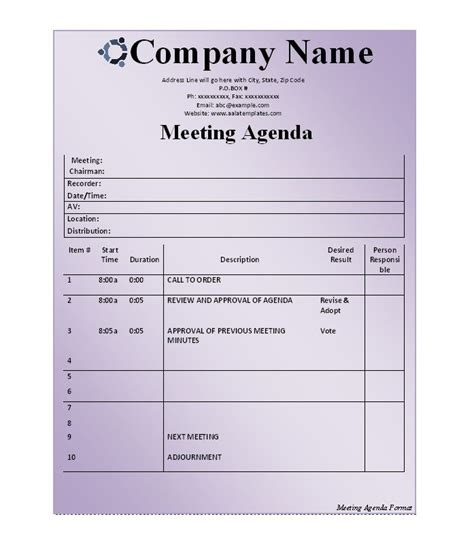 Best Resume Templates In Pdf by Sample Meeting Summary Template Staff Meeting Minutes