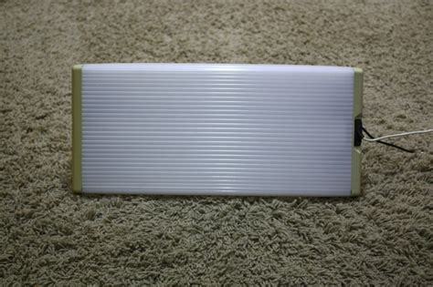 used light fixtures for sale rv interiors used thin lite model 742 motorhome light