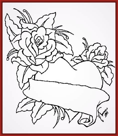 imagenes de corazones y rosas para dibujar dibujos archivos fotos de corazones