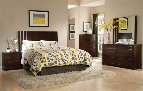 strata warm brown master bedroom set the classy home