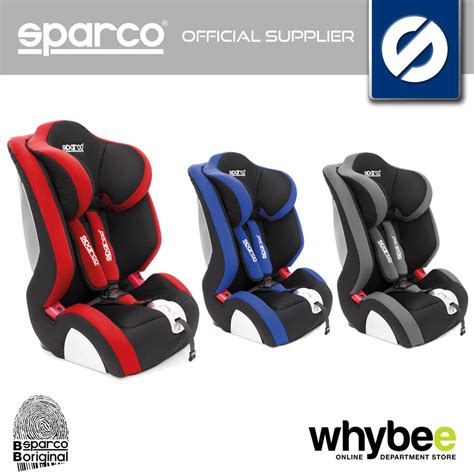 Sparco Car Seat Baby Booster 00926 sparco f1000 k childrens baby car seat 1 2 3 9
