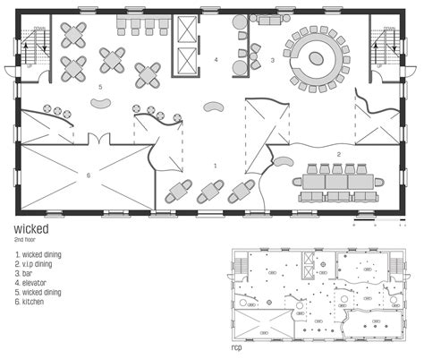 bar floor plan ebony damieka leggett archinect