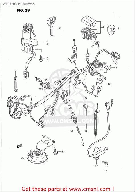 Gsxr 600 Engine Diagram Wiring Library
