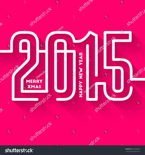 2015 new year greeting card template happy new year 2015 abstract creative greeting card