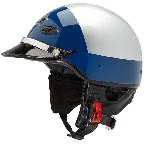 Motorrad Police Helm by Police Motorcycle Helmet With Patent Leather Visor