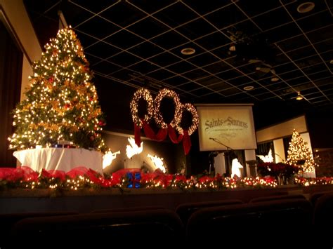 christmas decoration for church sanctuary joy studio