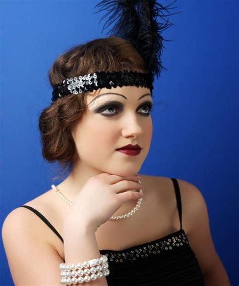 1920 make up pictures hairstyles 1920s makeup pictures slideshow