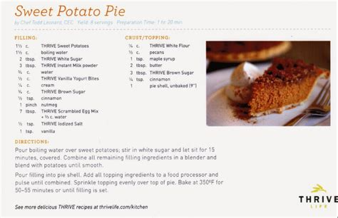 printable potato recipes stock up with shelley new thrive product sweet potatoes