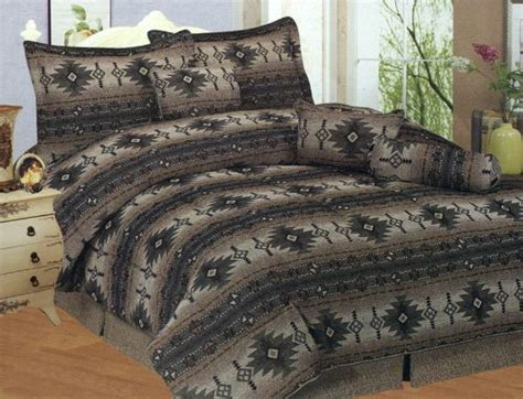 native american comforters 7 pcs southwestern native american indian comforter set