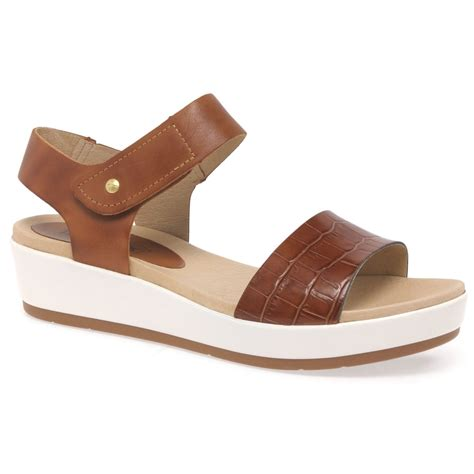 Sandal Wanita Trendy Garsel L 360 pikolinos mykonos womens sandals charles clinkard