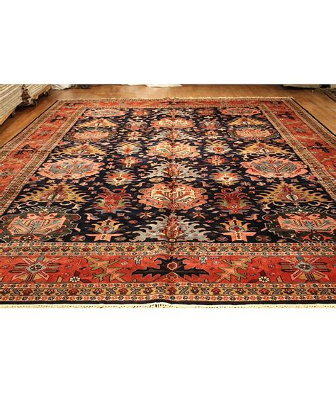 harounian rugs international one of a collection design vintage 190803 blue hri rugs harounian rugs