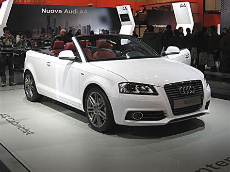 Audi Cabriolet A3 by Audi A3 Cabriolet Quotazioni Usato Listino Audi A3