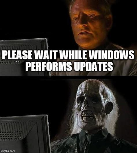 windows update imgflip