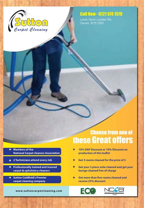 carpet cleaning flyer a5 flyer design contest brief