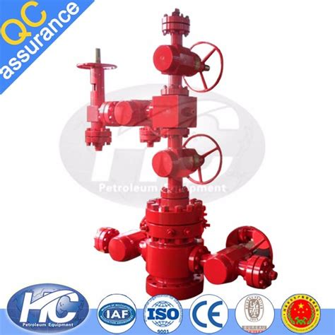 wellhead equipment drilling oil tree oil rig christmas
