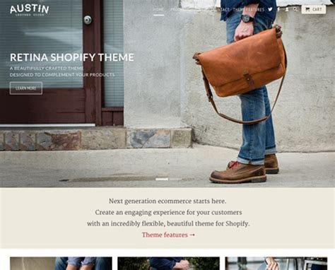 shopify theme blockshop 35 best premium shopify themes for e commerce web shops