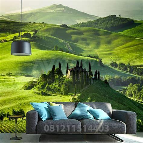 jual wallpaper dinding pemandangan alam   lapak