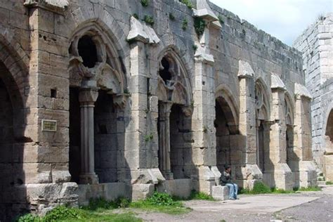 Siria Gotik krak des chevaliers travel story and pictures from syria