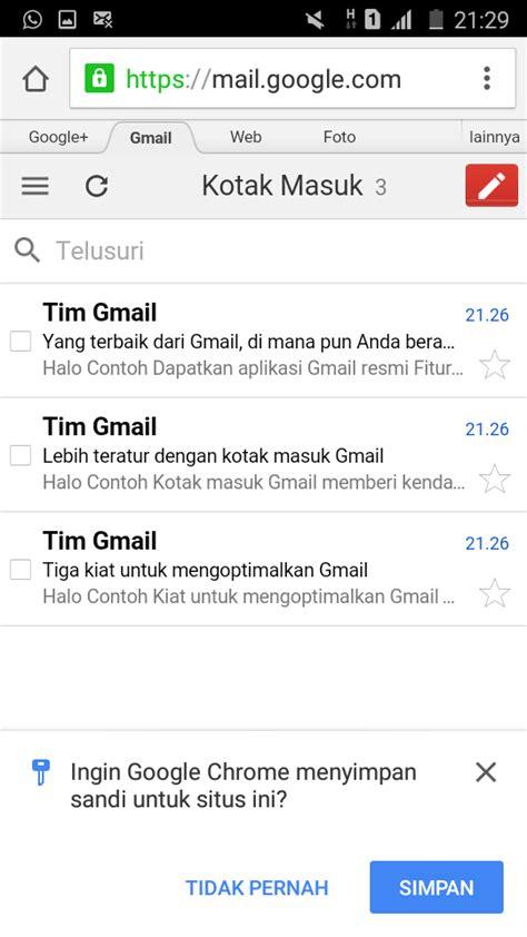 cara membuat email hp samsung cara membuat email gmail lewat hp android