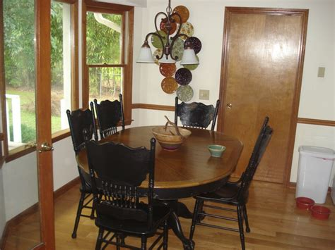 Refinished Dining Room Sets by 11 Best Images About Dining Table Redo On