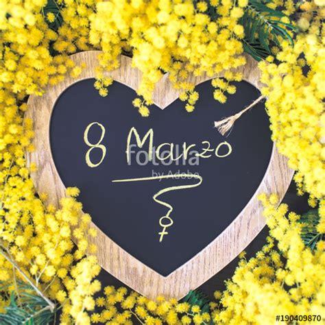 fiore festa della donna quot la mimosa 232 il fiore simbolo dell 8 marzo giornata