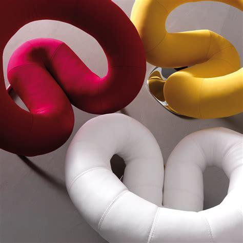 poltrone girevoli design poltrona girevole in poliuretano polis by esedra by