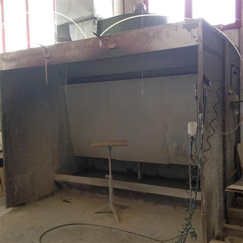 cabina mt ceramics cabina a spruzzo da 3 mt usata