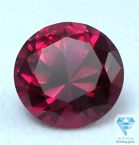 china synthetic ruby gemstone china ruby gems corundum gems