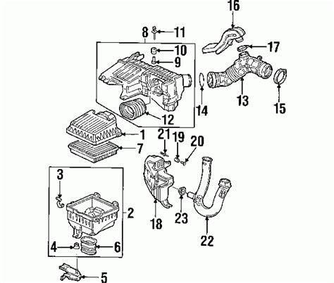 2003 honda crv parts diagram 1999 honda crv parts diagram automotive parts diagram images