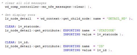 layout chave nfe enhancement monitor webdynpro nfe para reenvio xml de