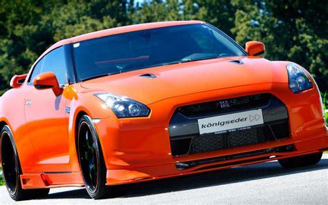 nissan orange bright orange nissan gt r r35 wallpapers bright orange