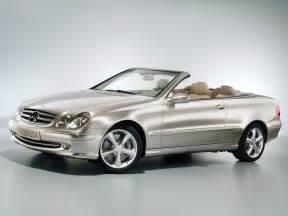 2005 Mercedes Clk320 2005 Mercedes Clk 320 Cdi Show Car Side Angle Top