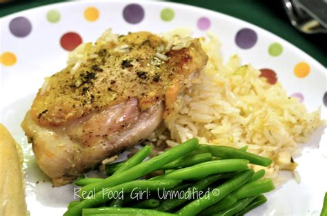 chicken and rice food lazy baked chicken and rice real food