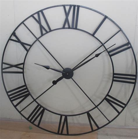 extra large wall clock 25 best ideas about extra large wall clock on pinterest