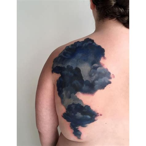 storm tattoos best 25 ideas on negative